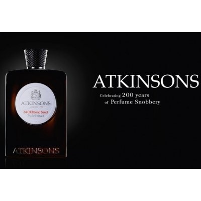 Atkinsons 24 Old Bond Street Triple Extract - 100ML
