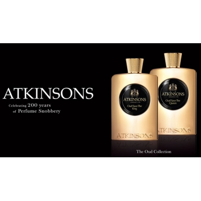 Atkinsons Oud Save The Queen - 100ML