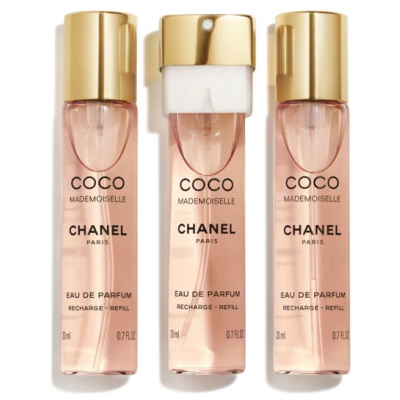 Набор Chanel Coco Mademoiselle Twist & Spray Set 3Х20Ml