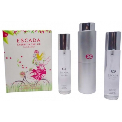 Travel Набор Escada Cherry in the Air - 3*20ML