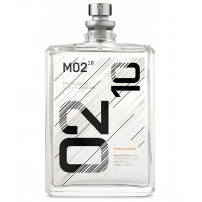 Escentric molecules Molecule 02 Power Of 10 Limited Edition - 100ML
