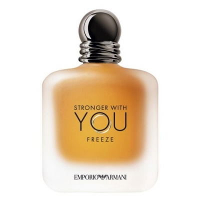 Giorgio Armani Stronger With You Freeze - 100ML
