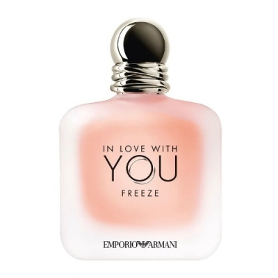 Giorgio Emporio In Love With You Freeze - 100ML