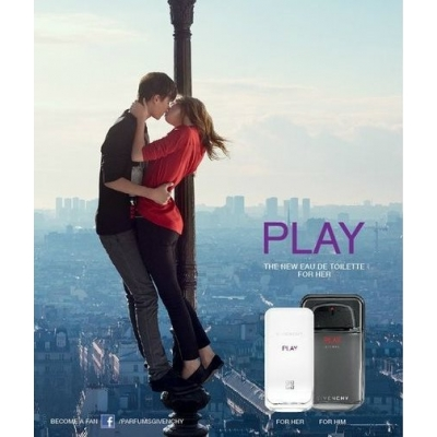 Givenchy Play For Her Eau de Toilette - 75ML