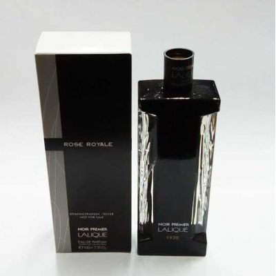 Lalique Rose Royale 1935 - 100ML TESTER