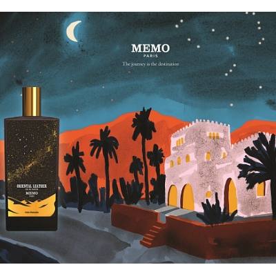 Memo Oriental Leather - 75ML