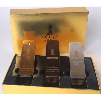 Набор Paco Rabanne 1 Million - 3x30ML
