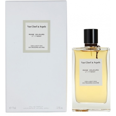 Van Cleef & Arpels Rose Velours - 75ML
