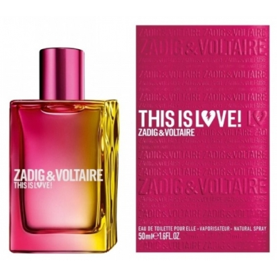 Zadig & Voltaire This is Love! for Her - 100ML ТЕСТЕР