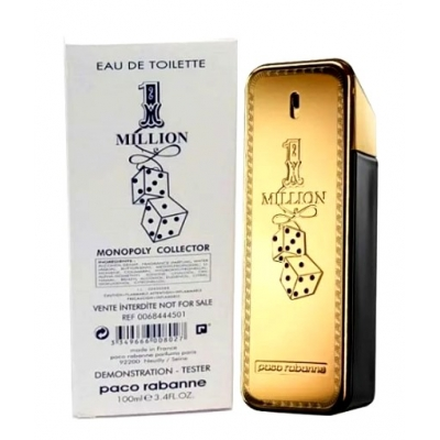 Paco Rabanne 1 Million Monopoly Collector Edition - 100ML TESTER
