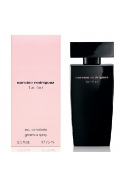 Narciso Rodriguez For Her Generous Spray - 75 ml