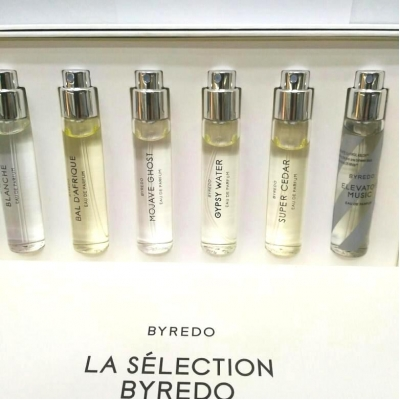 Byredo La Selection 6x12 Piece Fragrance Set