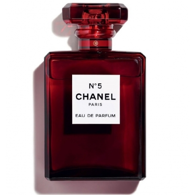 Chanel №5 Eau de Parfum Red Edition - 100ML