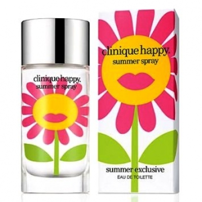Clinique Happy Summer Spray 2013 - 100ml