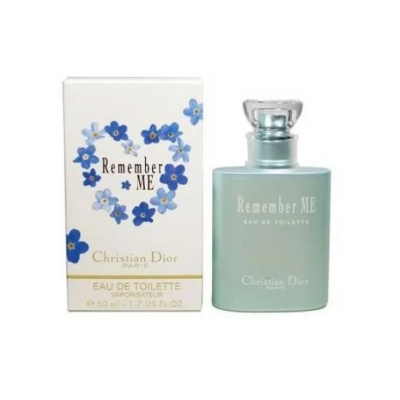 Christian Dior Remember Me - 50ML