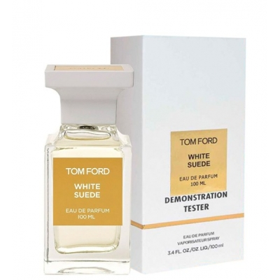 Tom Ford White Suede  - 100ML Tester