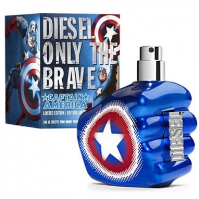 Diesel Only The Brave Captain America - 75ML