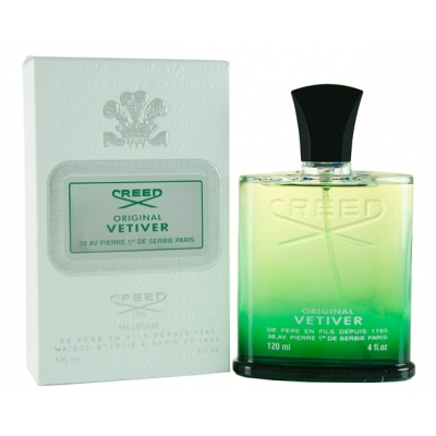 Creed Original Vetiver - 120ML Tester
