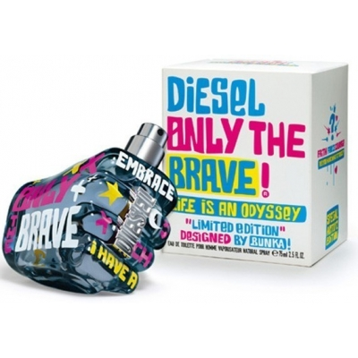 Diesel Only The Brave Life is an Odyssey - 75 ml