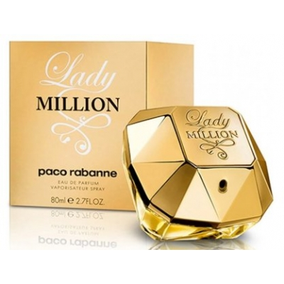 Paco Rabanne Lady Million - 80ML