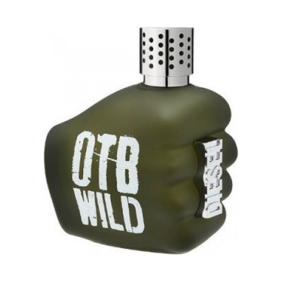 Diesel Only The Brave Wild - 125ml