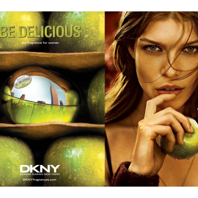 Travel Набор Donna Karan DKNY Be Delicious - 3*20ML