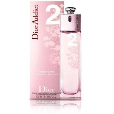 Christian Dior Addict 2 Summer Peonies - 100ml