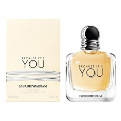 Giorgio Armani Emporio Armani Because It's You - 100ML