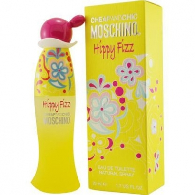 Moschino Cheap and Chic Hippy Fizz - 100ml
