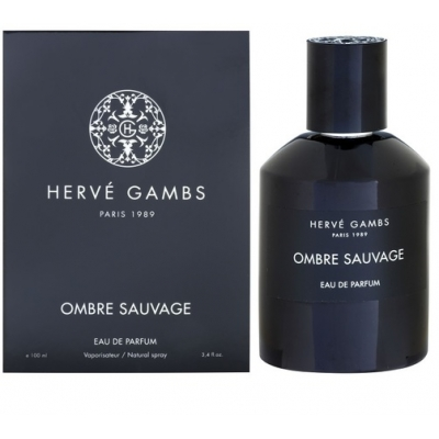 Herve Gambs Paris Ombre Sauvage 100 ml Tester