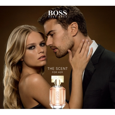 Travel Набор Hugo Boss The Scent For Her - 3*20ML