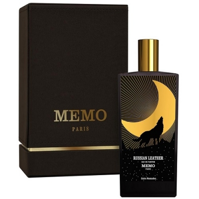 Memo Russian Leather - 75 ml Tester