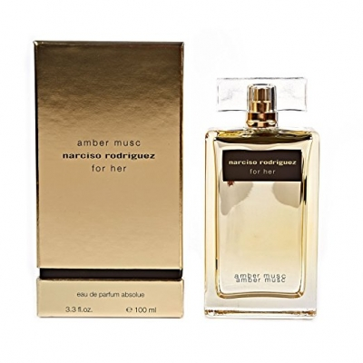 Narciso Rodriguez Amber Musc For Her - 100 ml