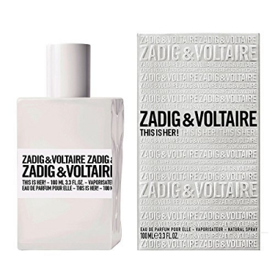 Zadig & Voltaire This is Her - 100ML